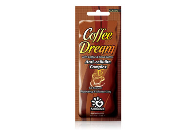 "Крем для загара в солярии ""Coffee Dream"" с маслом кофе, маслом Ши и бронзаторами ""6"" 15 мл"