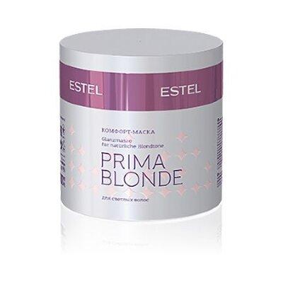 Est OTIUM Комфорт маска для светлых волос Estel PRIMA BLONDE, 300 мл