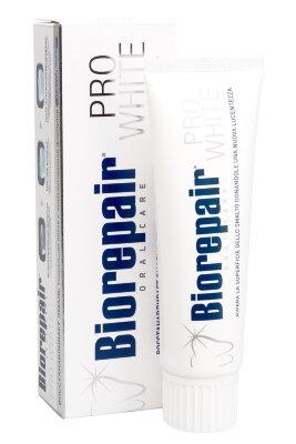 Biorepair зубная паста для сохранения белизны | Biorepair PRO White