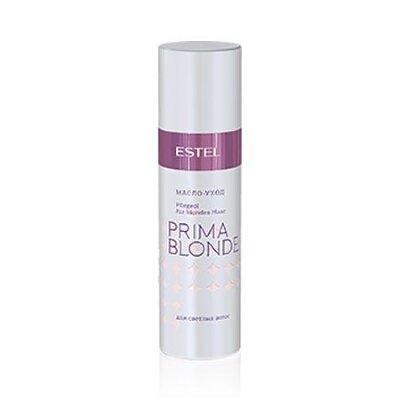 Est OTIUM Масло-уход для светлых волос Estel PRIMA BLONDE, 100 мл