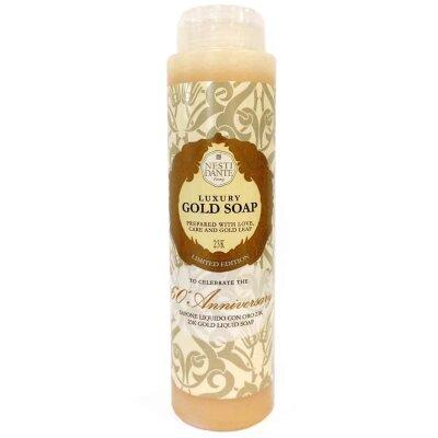 ND Гель для душа 60th Anniversary Gold Soap / Юбилейное золотое 300 мл