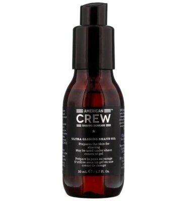 AmCrew Масло для бритья AC SSC Ultra Gliding Shave Oil 50 мл
