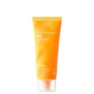 Skin & Lab лосьон солнцезащитный с витамином С SPF 50+++ | Skin & Lab Dr.Vita Clinic Fre C Sun Lotion SPF 50+++
