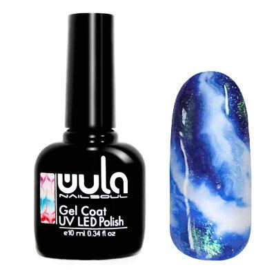 Wula nailsoul гель-лаковое покрытие с эффектом растекания Waterway gel coat 10 мл