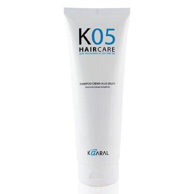 1049 K05 Shampoo Sulphur cream. Шампунь на основе серы 200мл.