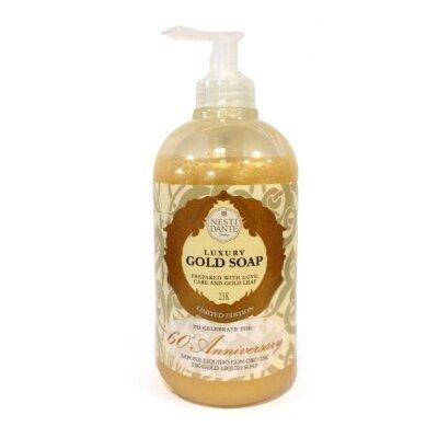 ND Жидкое мыло 60th Anniversary Gold Soap / Юбилейное золотое 500 мл