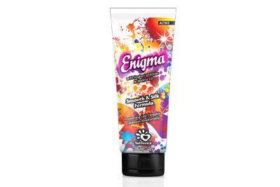 """Крем для загара в солярии """"Enigma"""" с протеин йогурта и маслом грецк ореха. (без бронзаторов) 125 мл"""