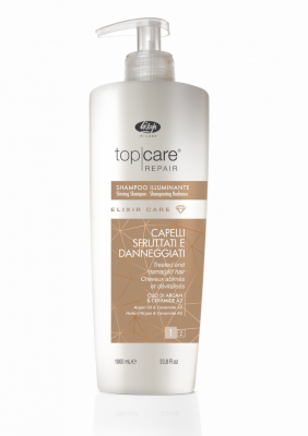 """Шампунь-эликсир для восстановления и придания сияющего блеска - """"Elixir Care Shampoo"""" 1000 мл"""