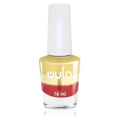 "WULA nailsoul Трехфазная сыворотка для ногтей и кутикулы Cuticle Serum ""Абрикос"" 16 мл"