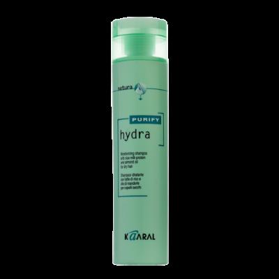 1201 Purify-Hydra Shampoo. Увлажняющий шампунь для сухих волос 300 мл.