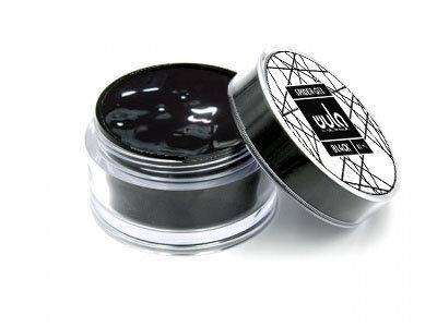 "Wula nailsoul Гель-краска ""Паутинка"" Spider gel, 15 мл черная"
