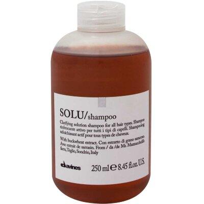 DVNS Ess SOLU Шампунь освежающий 250 ml