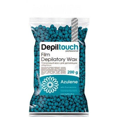 Пленочный воск Depiltouch «Azulene» с азуленом 200 гр