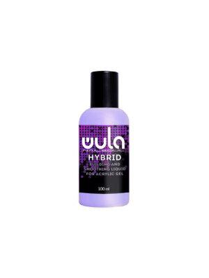 Wula nailsoul Жидкость для акрилового геля HYBRID BUILDING AND SMOOTHING LIQUID 100 мл