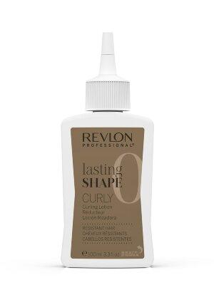 """Rvln LS лосьон """"0"""" для химичксой завивки для трудноподдающихся волос 100млх3"""