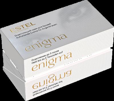 ESTEL ENIGMA Осветляющий крем для бровей 20/20мл