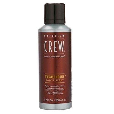 AmCrew Спрей для объема Boost Spray Techseries  200 мл