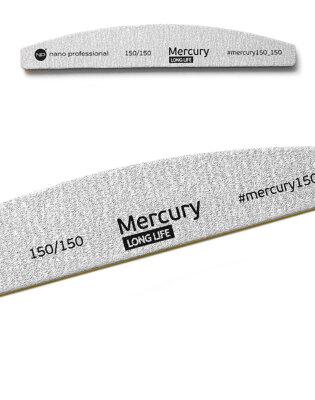 Пилка Mercury серая 150 /150 Long Life