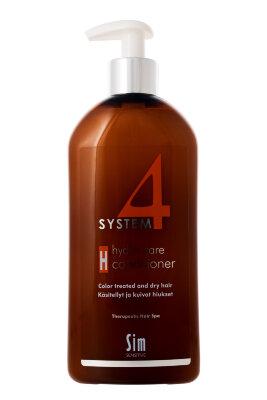 SYSTEM 4 бальзам Н, 500 мл Для увлажнения стержня волоса