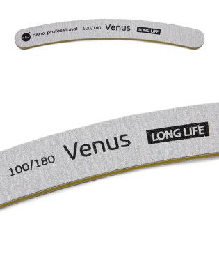 Пилка Venus серая 100/180 Long Life