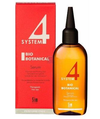 SYSTEM 4 Био Ботаническая сыворотка, 500 мл От выпадения волос