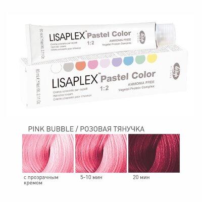 розовая тянучка Lisaplex 60 мл