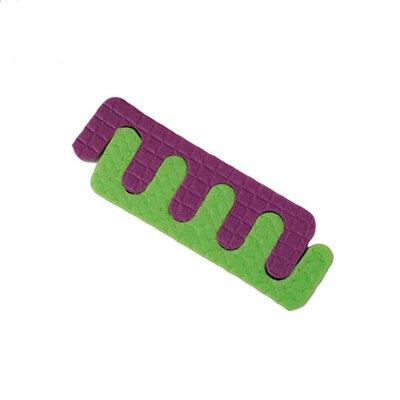 Разделители для пальцев пенополиэтилен White line №25 (25 пар)