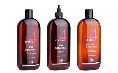 SYSTEM 4 комплекс от выпадения волос макси 500 мл