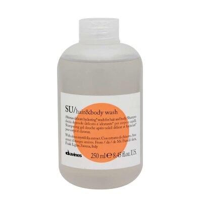 DVNS Ess SU / WASH  Шампунь увлажняющий для тела и волос 250ml