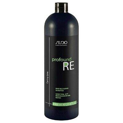 Studio Шампунь для восстановления волос «Profound Re» серии «Caring Line»1000 мл