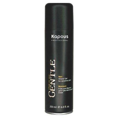 Мужской гель для бритья для чувствительной кожи с охлаждающим эффектом, 200мл