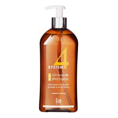 SYSTEM 4 шампунь № 2, 500 мл Для сухой кожи головы, сухих, поврежденных и окрашенных волос