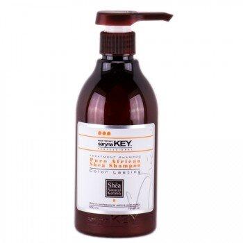 Color Lasting Восстанавливающий шампунь с Африканским маслом Ши 500 мл.