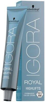 Igora Royal  12 -19  Специальный блондин сандрэ-фиолетовый 60мл