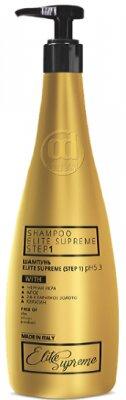 CD  Шампунь ELITE SUPREME (STEP 1) 1000 мл