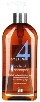 SYSTEM 4 шампунь № 4, 500 мл Для очень жирной кожи головы