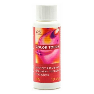 W Эмульсия Color Touch 4% 60мл