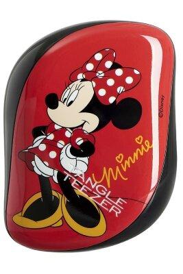 "Tangle Teezer расческа для волос в цвете ""Minnie Mouse Rosy Red"" | Tangle Teezer Compact Styler Minnie Mouse Rosy Red"
