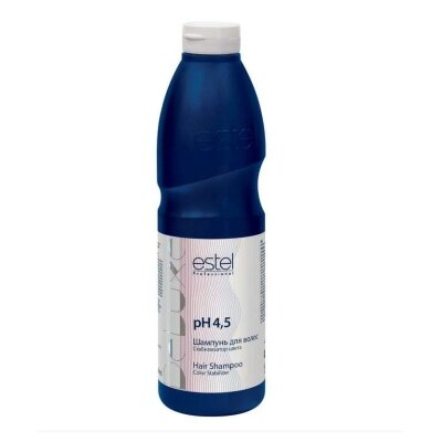 Est Шампунь DeLuxe pH 4.5 стабилизатор цвета 1000