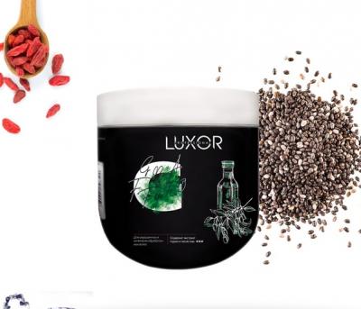 Крем-маска для волос ELEA PROFESSIONAL APOTEKER HISSAR  с эстрактом годжи и маслом чиа без дозатора 1000 мл