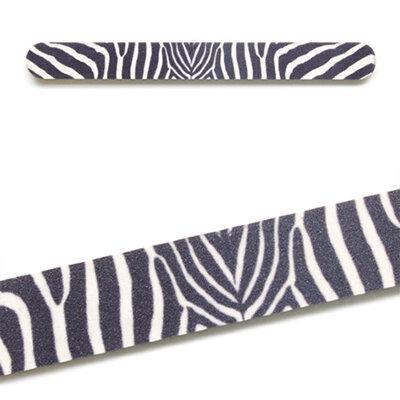 Пилка для натуральных ногтей Safari 180/240