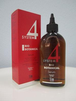 SYSTEM 4  Био Ботаническая сыворотка, 100 мл От выпадения волос