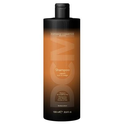 """Шампунь для вьющихся и кудрявых волос с экстрактом бамбука -""""DCM Shampoo 1000 мл"""