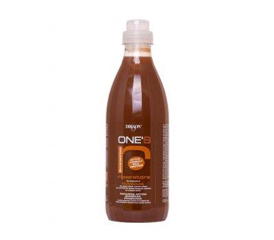 ONE'S SAMPOO RIPARATORE / Питат.шампунь с хитозаном для ломких, сухих и очень чувств. волос 1000 мл
