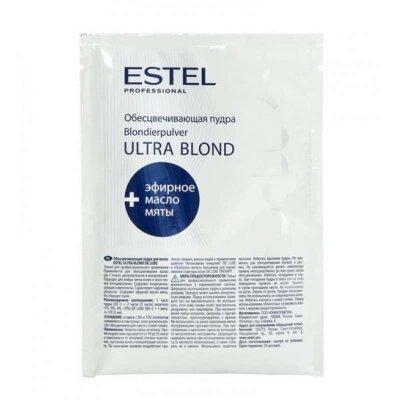 """Est Пудра обесцвечивающая """"Ultra Blond DeLuxe"""""""