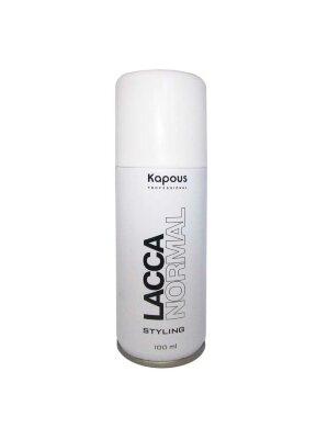 Лак аэрозольный для волос нормальной фиксации 100мл