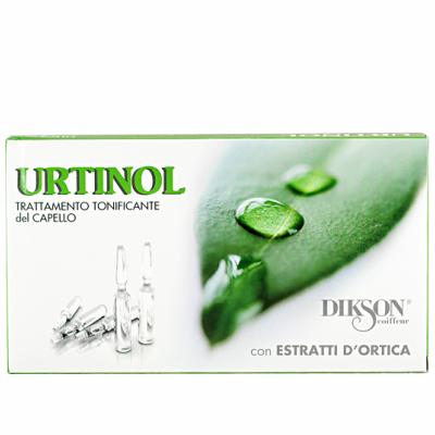 DIKSON URTINOL Тонизирующее средство с экстрактом крапивы в ампулах, 1*10 мл-1шт