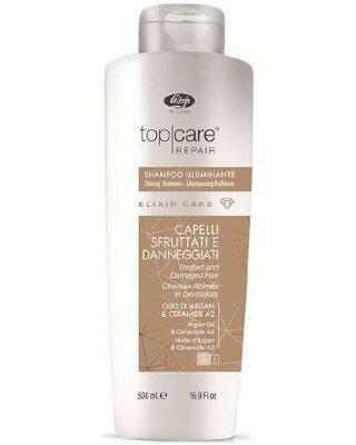 """Шампунь-эликсир для восстановления и придания сияющего блеска - """"Elixir Care Shampoo"""" 500 мл"""