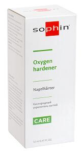 OXYGEN HARDENER - Кислородный укрепитель ногтей, 12 мл 0526