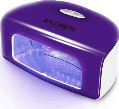Профессиональная LED-лампа SUPER ARCH 9G (9Вт)/ фиолетовая